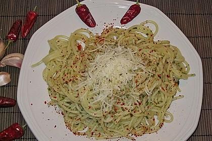 Majas Spaghetti Aglio e Olio 12