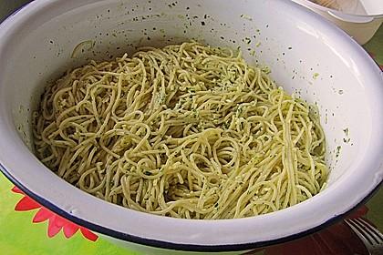 Majas Spaghetti Aglio e Olio 16