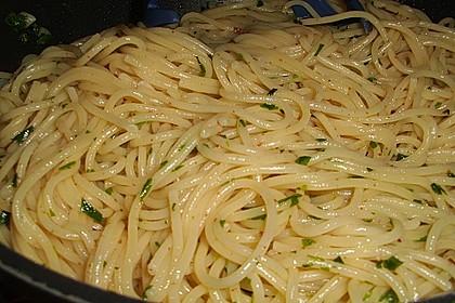 Majas Spaghetti Aglio e Olio 3
