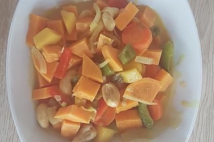 Süßkartoffel-Curry 38