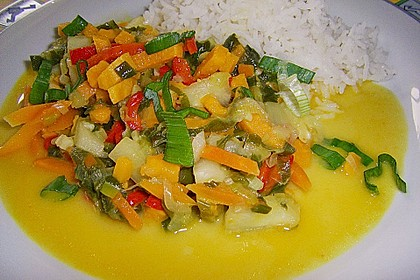 Süßkartoffel-Curry 26