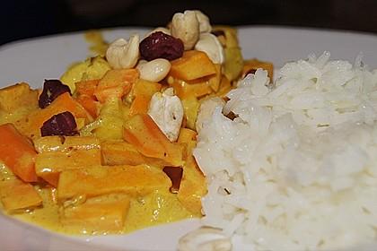 Süßkartoffel-Curry 29