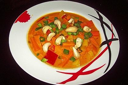 Süßkartoffel-Curry 22