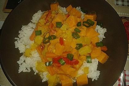 Süßkartoffel-Curry 43