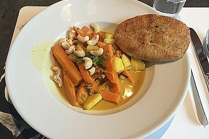 Süßkartoffel-Curry 44