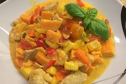 Süßkartoffel-Curry 23