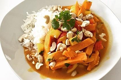 Süßkartoffel-Curry 5
