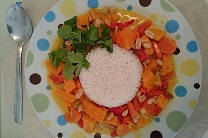 Süßkartoffel-Curry 15