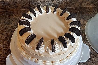 Mokka - Sahne - Torte (Bild)