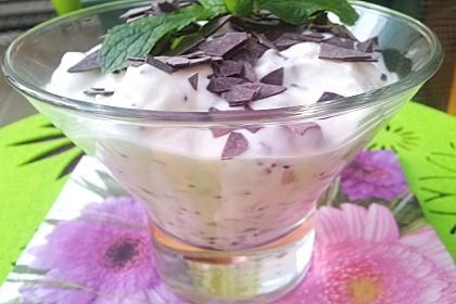 Birnen - Quark - Dessert 12