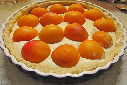 Tarte aux Abricots 87