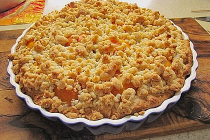 Tarte aux Abricots 32