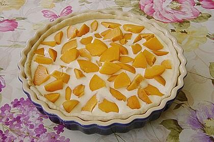 Tarte aux Abricots 85