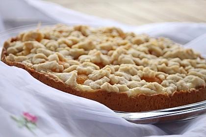 Tarte aux Abricots 5