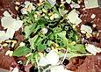 Carpaccio aus Bresaola mit Rucola