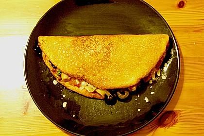 Omelette soufflé 2