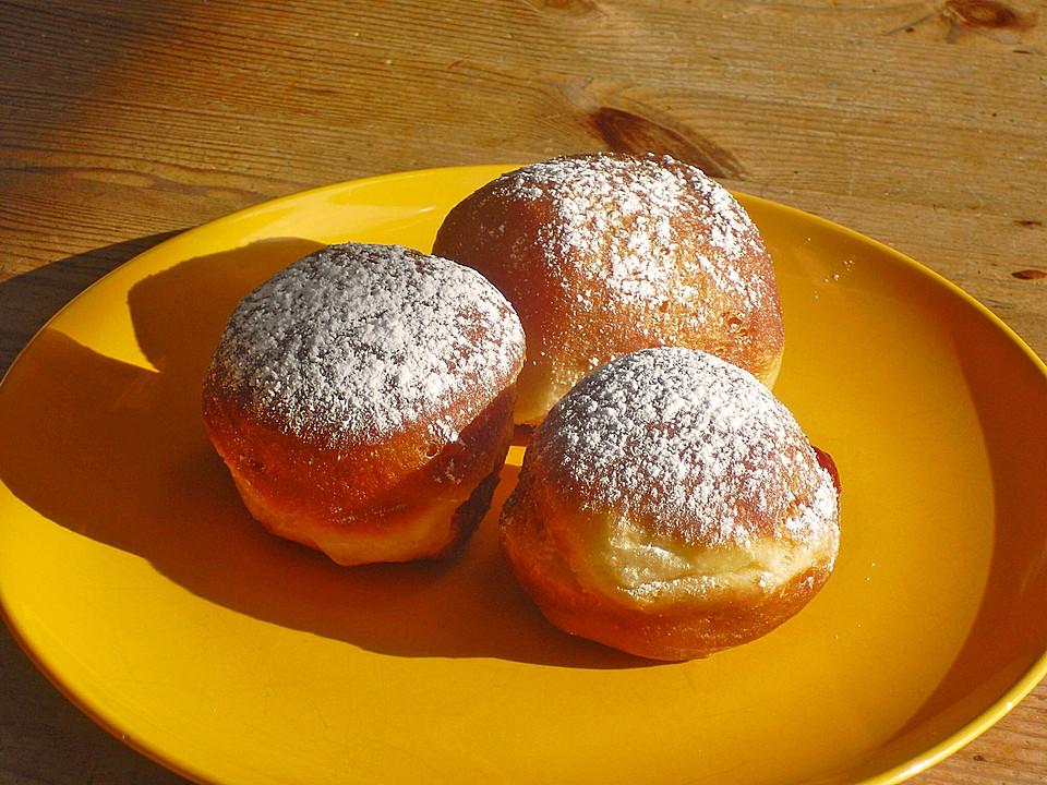 Berliner Pfannkuchen Von Lindasgaby Chefkoch De