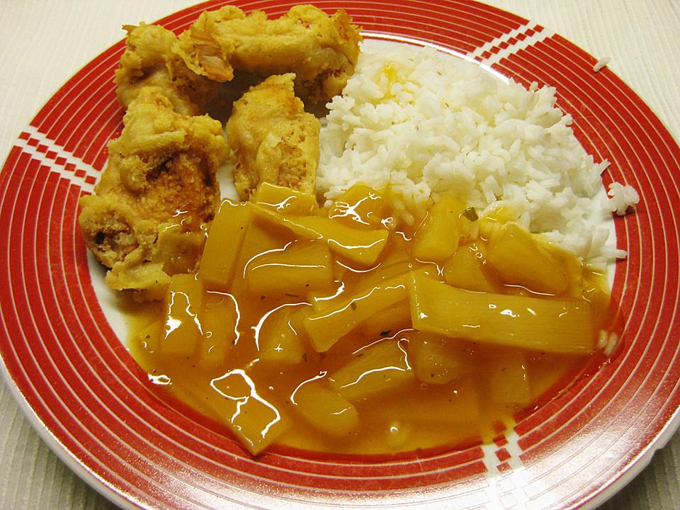 Chinesische Sauce Süß Sauer Von Fabi76 Chefkoch