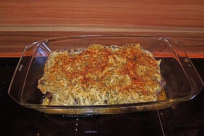 Straußensteaks mit Kräuterkruste 6