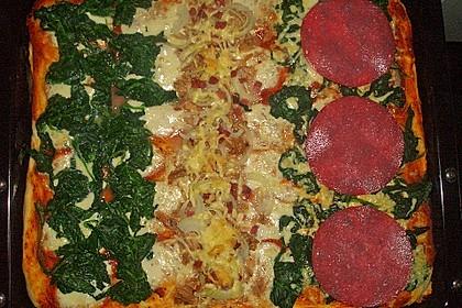 Toller Pizzateig