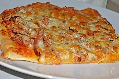 Toller Pizzateig 1