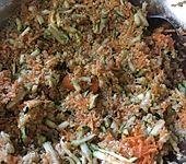 Quinoa Salat mit Möhre und Zucchini (Bild)