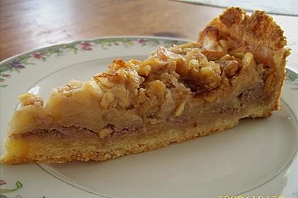 Apfelkuchen mit Walnusscreme 52
