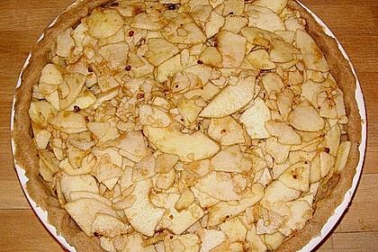 Apfelkuchen mit Walnusscreme 51
