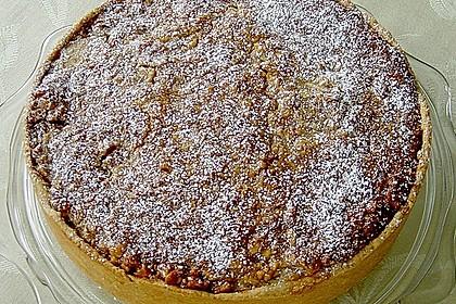 Apfelkuchen mit Walnusscreme 39