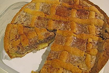 Apfelkuchen mit Walnusscreme 35