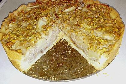 Apfelkuchen mit Walnusscreme 64