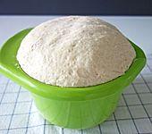 Hefeteig supi (Bild)