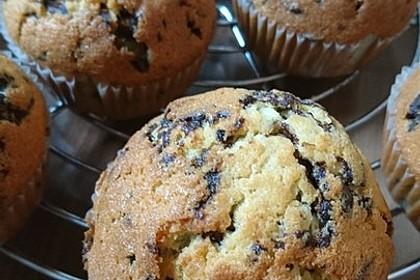 Muffins mit Schokosplittern 56