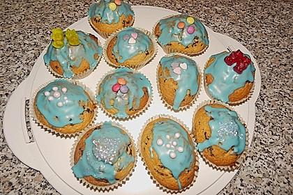 Muffins mit Schokosplittern 62