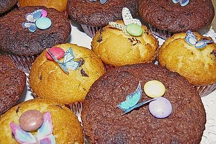 Muffins mit Schokosplittern 25
