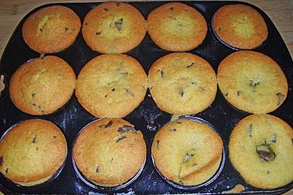 Muffins mit Schokosplittern 50