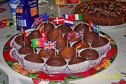 Muffins mit Schokosplittern 40
