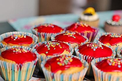 Muffins mit Schokosplittern 9