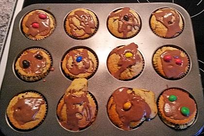 Muffins mit Schokosplittern 64