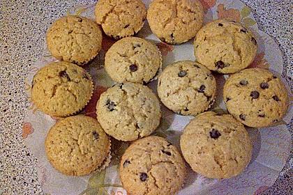 Muffins mit Schokosplittern 49