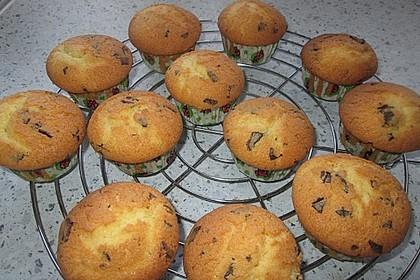 Muffins mit Schokosplittern 47