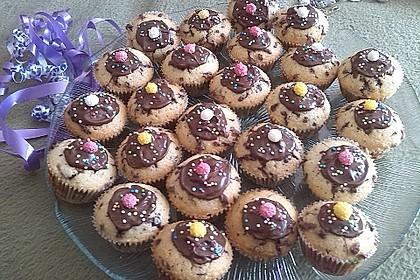 Muffins mit Schokosplittern 54