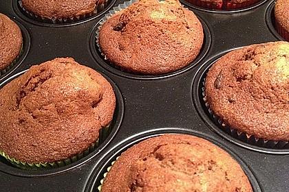 Muffins mit Schokosplittern 53
