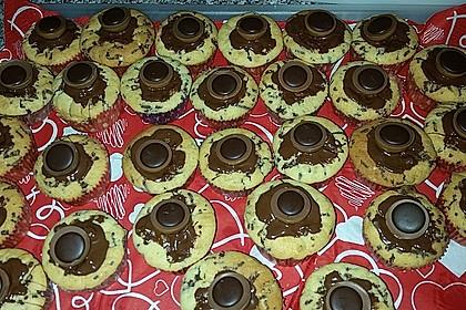 Muffins mit Schokosplittern 19