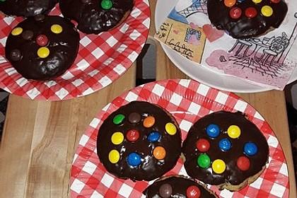 Muffins mit Schokosplittern 12