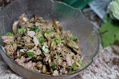 Schneller Champignon - Thunfischsalat von Ille