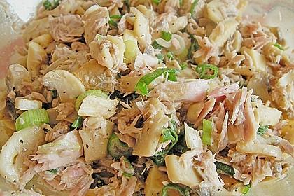 Schneller Champignon - Thunfischsalat von Ille 3