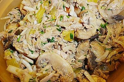 Schneller Champignon - Thunfischsalat von Ille 4