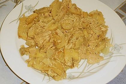 Schneller Champignon - Thunfischsalat von Ille 12