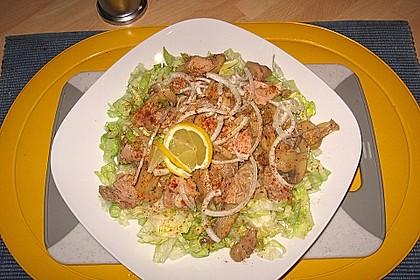 Schneller Champignon - Thunfischsalat von Ille 7